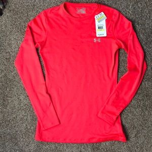 NWT Under Armour Cold Gear Fitted Longsleeve